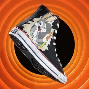 Converse x Bugs Bunny 80Years CTAS HI 169225F NWB